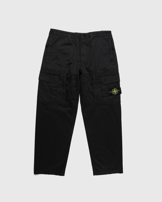 Stone Island – Pants Black - Image 1