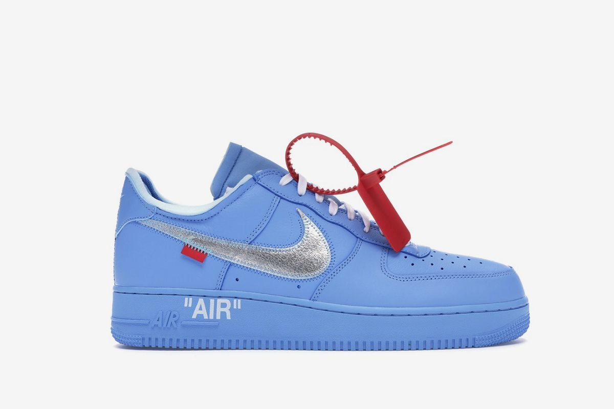 """9f55ebdb The Off-White™ x Nike Air Force 1 """"MCA"""" Is Available at StockX ..."""
