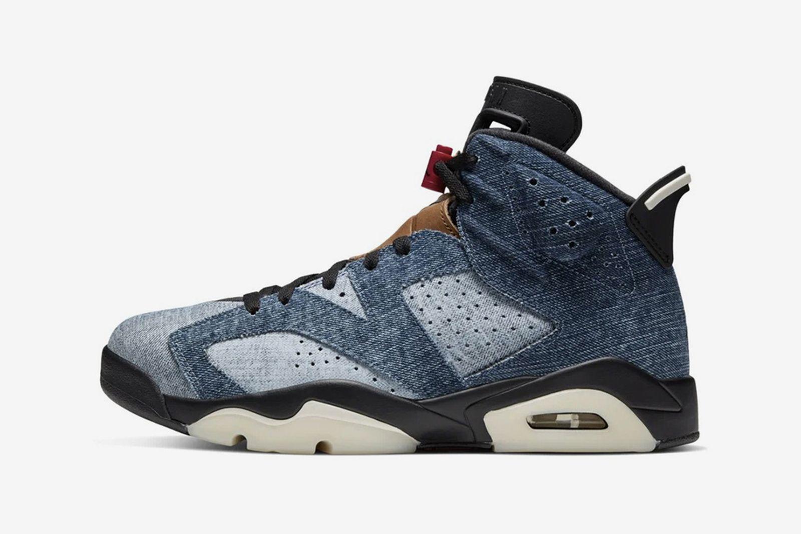 """Air Jordan 6 """"Washed Denim"""""""