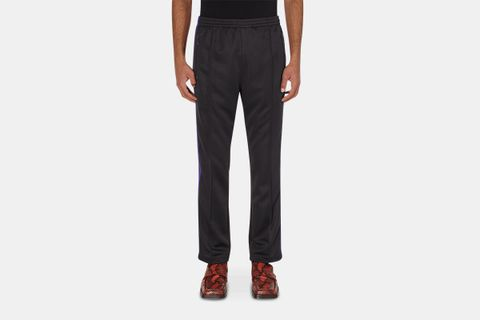 Poly Smooth Narrow Track Pants