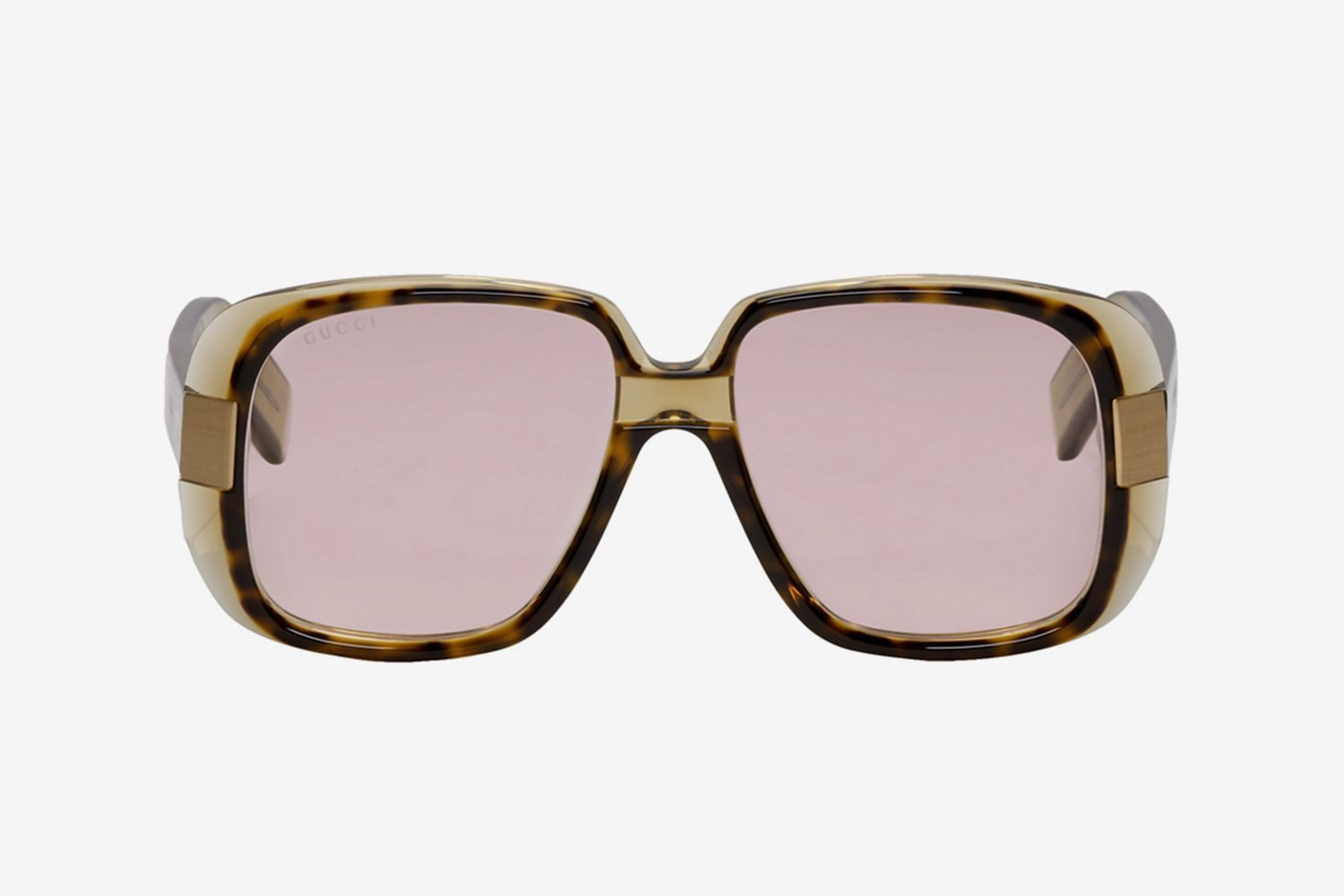 Oversized Cruise Square Sunglasses