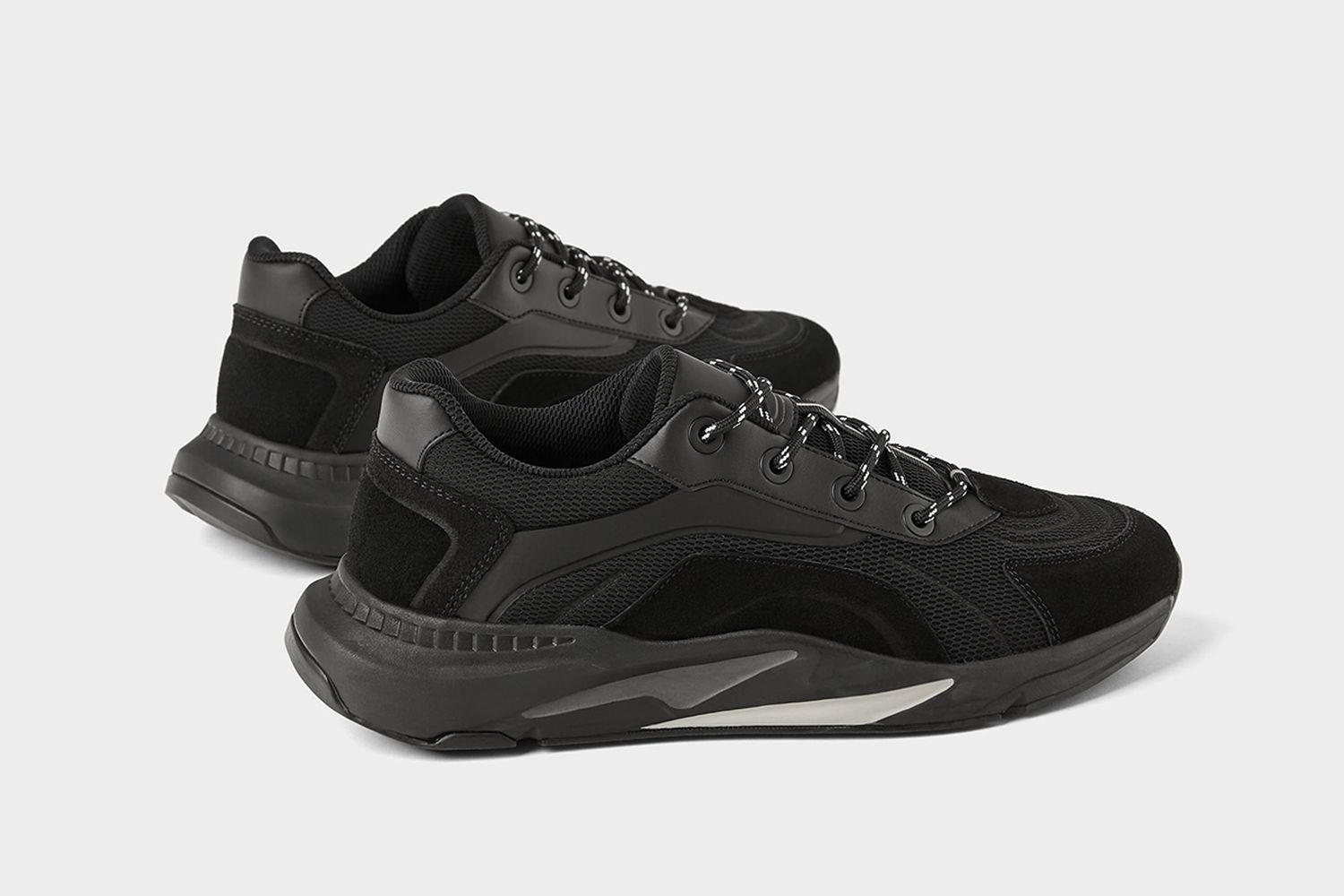 Thick Sole Sneakers