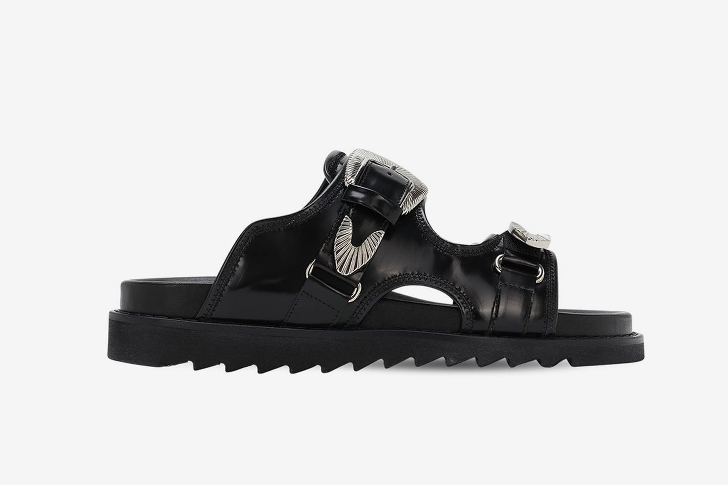 Polido Leather Sandals