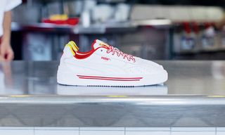 "In-N-Out Burger Sues PUMA for Mike Cherman's ""Drive Thru"" Sneaker"
