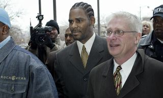A Resurfaced Sex Tape Might Lead to R. Kelly's Indictment