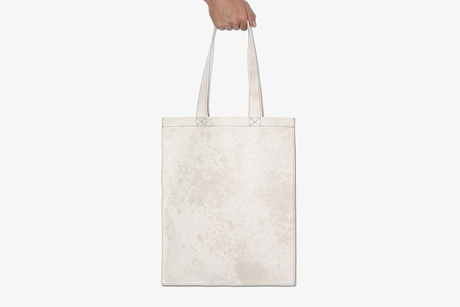 Signature Leather Tote Bag