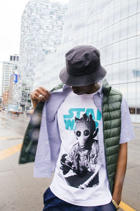 f1ea256a How We Styled the 'Star Wars' Master of Graphics Uniqlo UT Collection