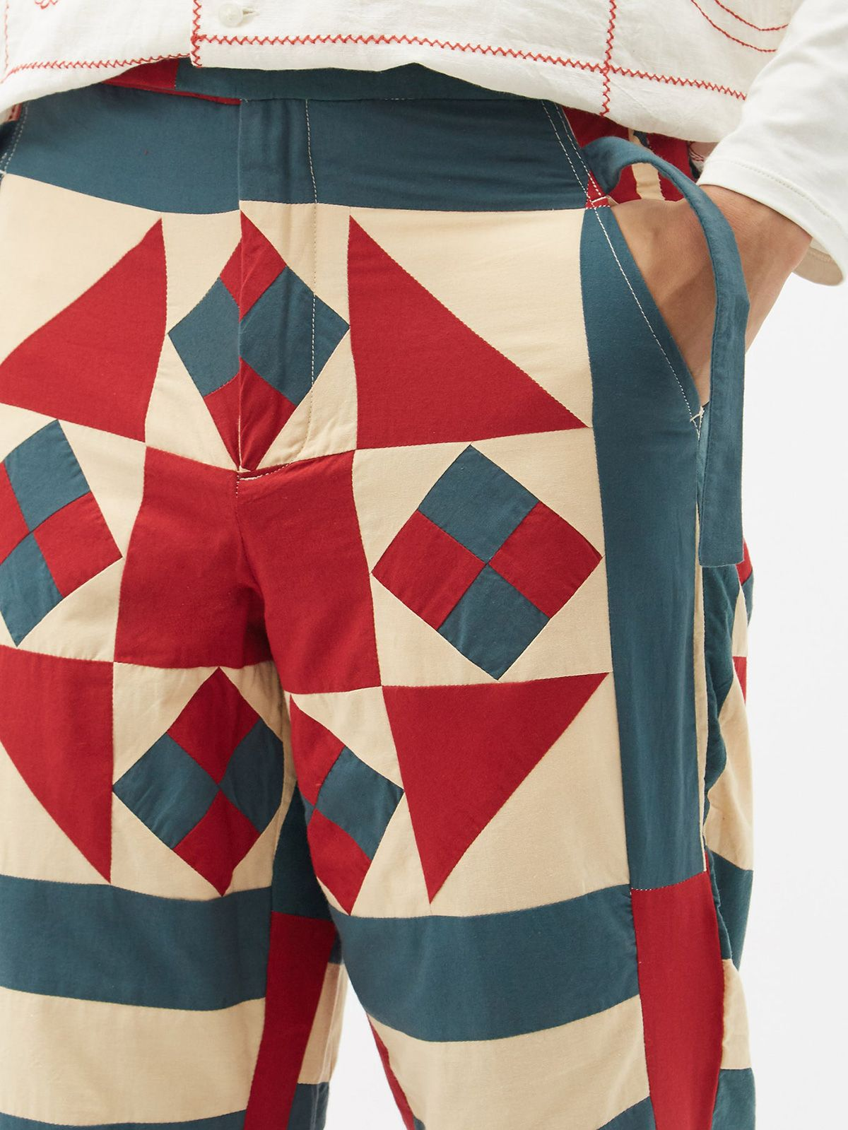 Wild Pants Top This Month's Best in Luxury Fashion