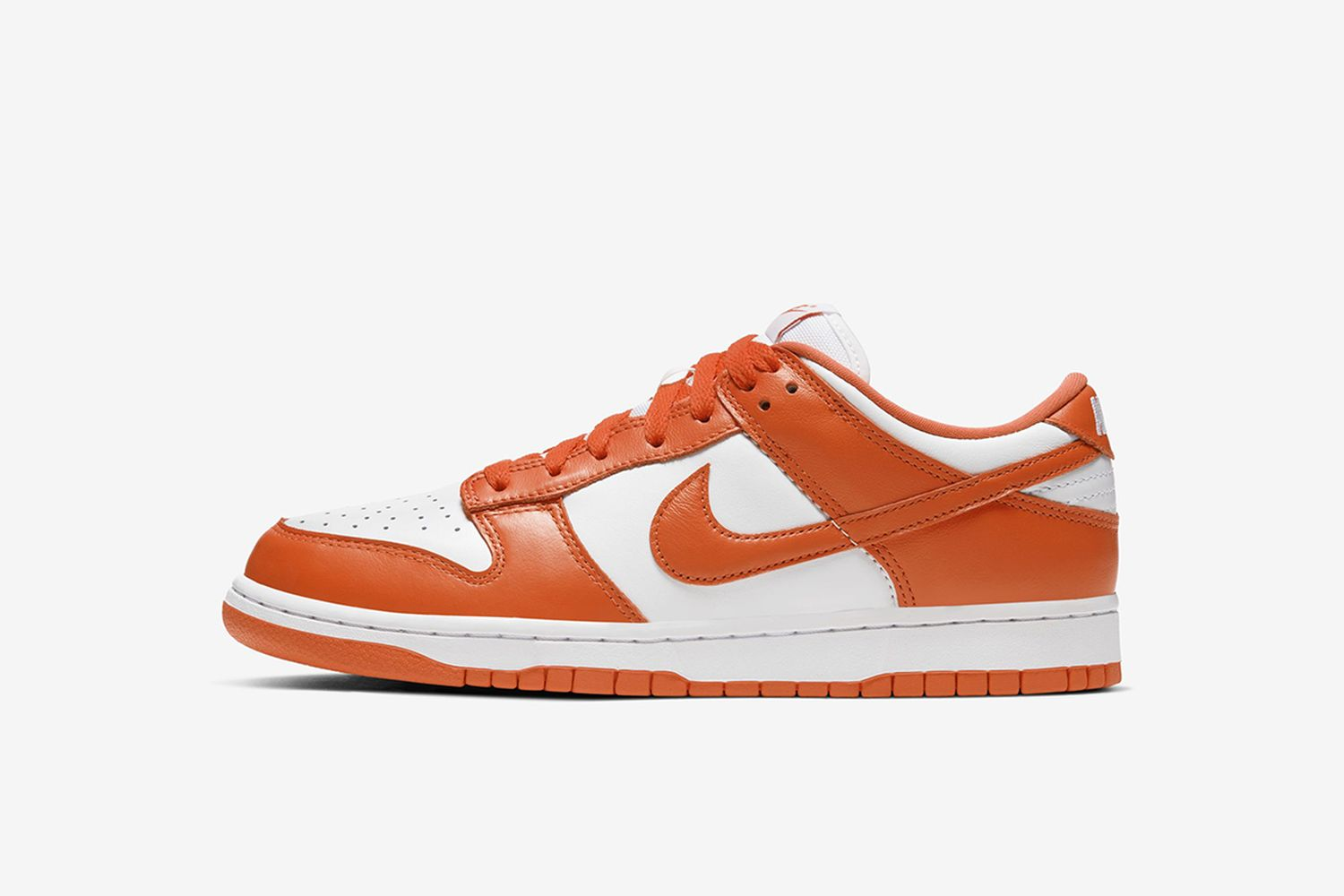 "Dunk Low ""Orange Blaze"""