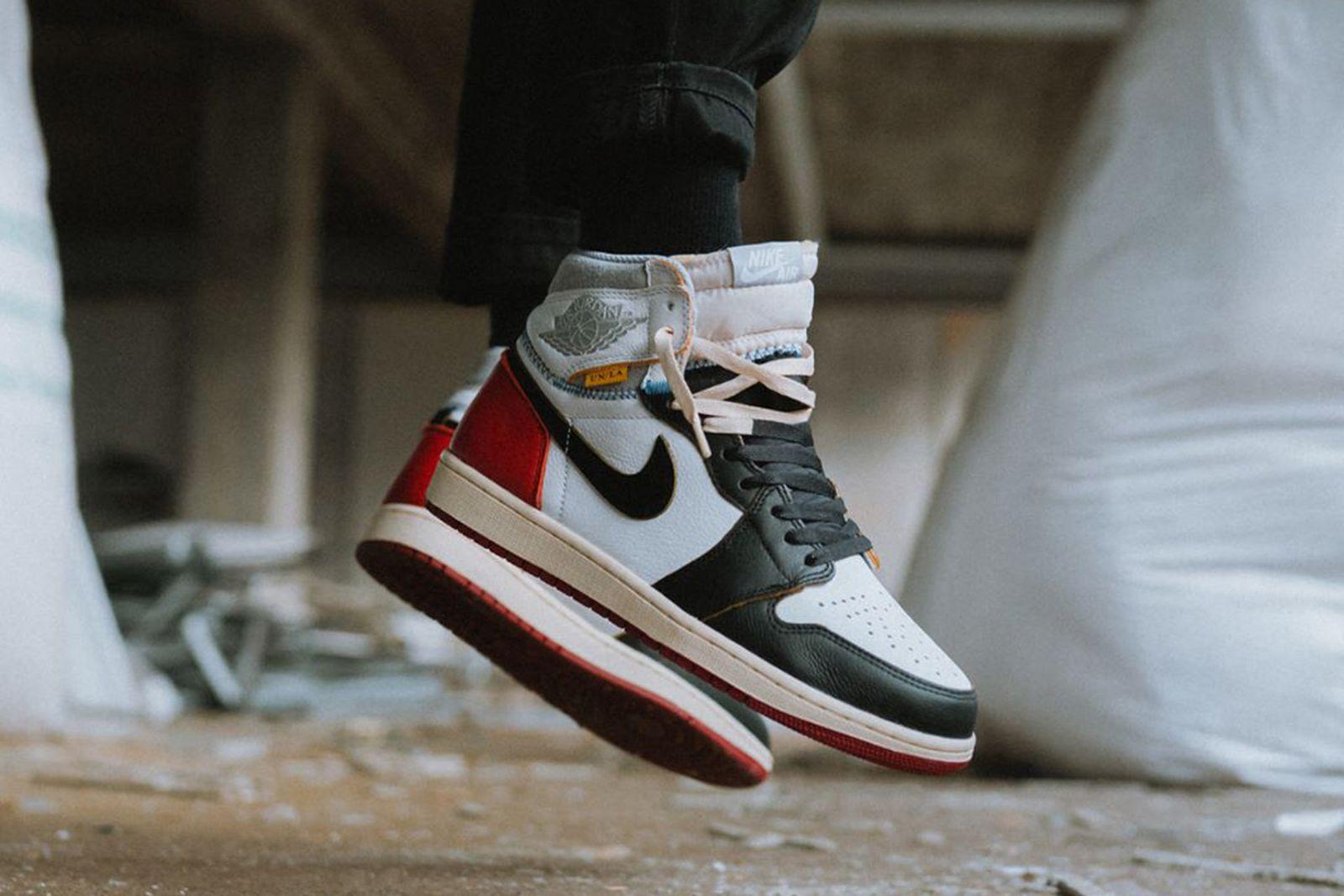 Union x Air Jordan 1 & More of the Best Instagram Sneakers