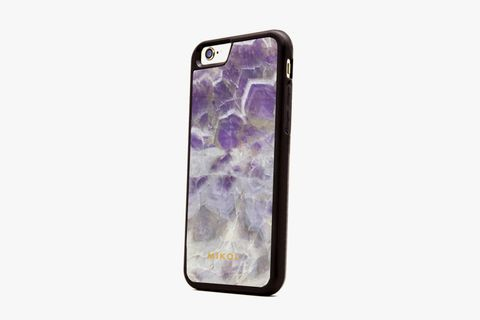pretty nice b1b73 f6ab0 The rundown  It s arguably the first Amethyst phone case on the market, and  it ll run you  700.