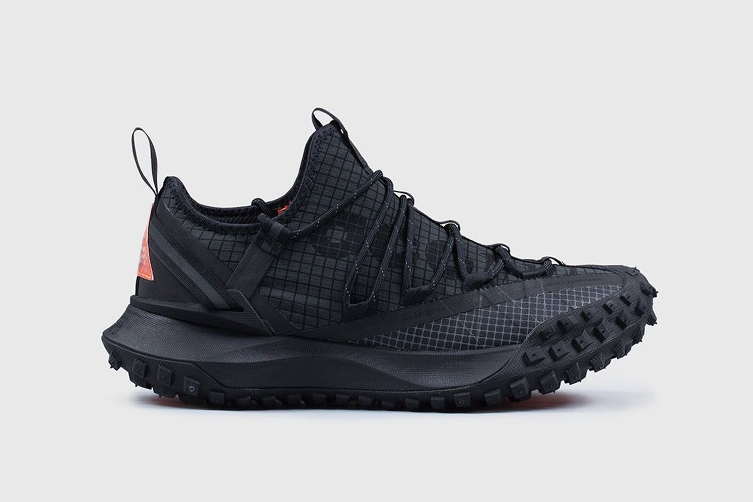ACG Mountain Fly Low Anthracite