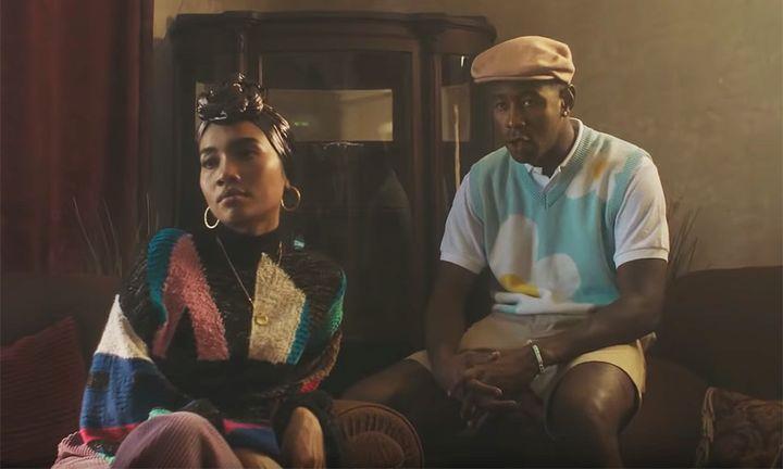 Yuna Tyler the Creator Castaway Video