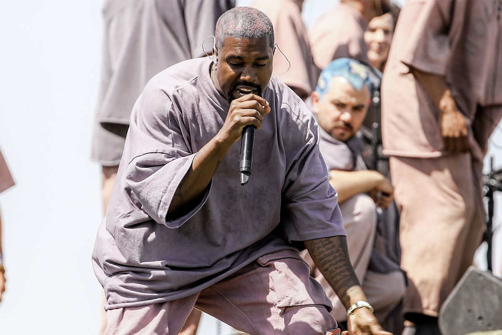 kanye west jesus king release date tracklist Salt Lake City sunday service 'Jesus Is King'