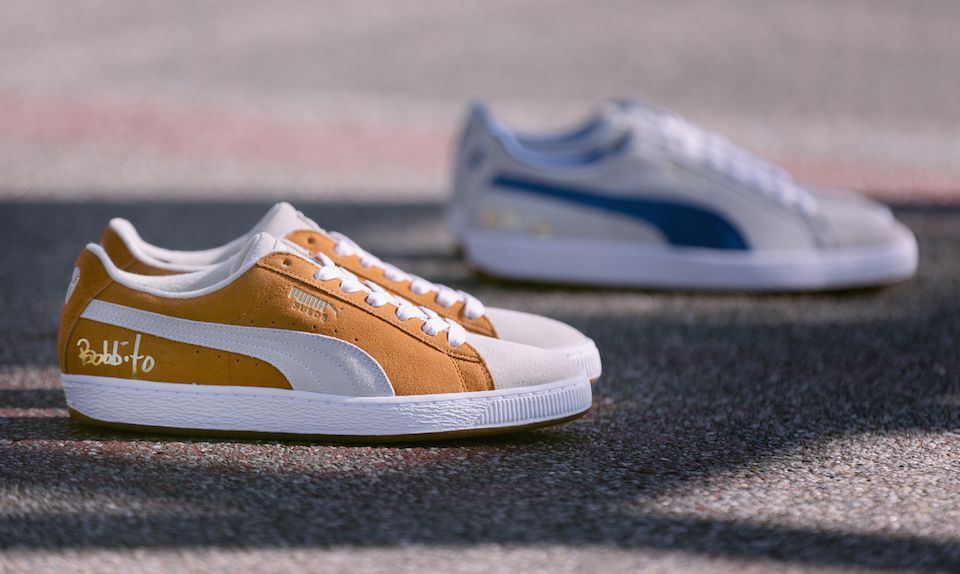 cfb0a36eb98 Here's How to Cop Bobbito's PUMA Suede 50