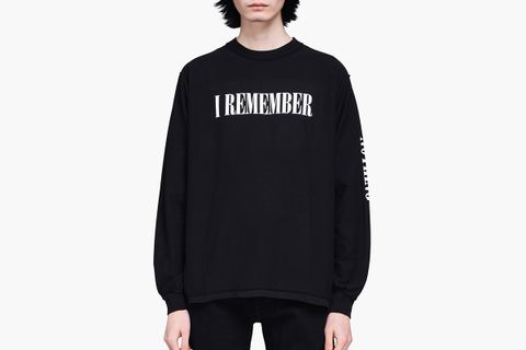 I Remember Nothing Longsleeve