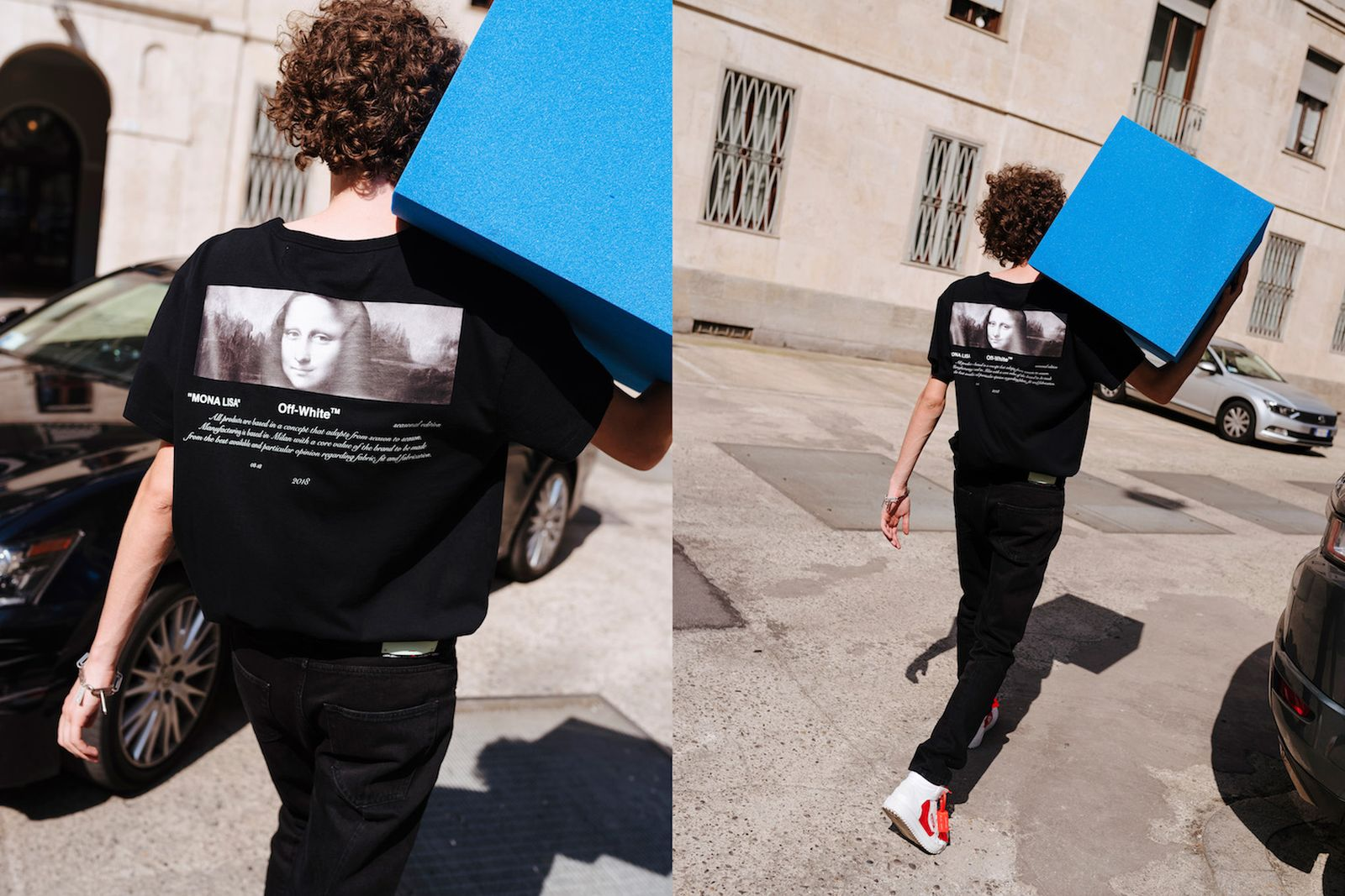 off white for all second drop OFF-WHITE c/o Virgil Abloh