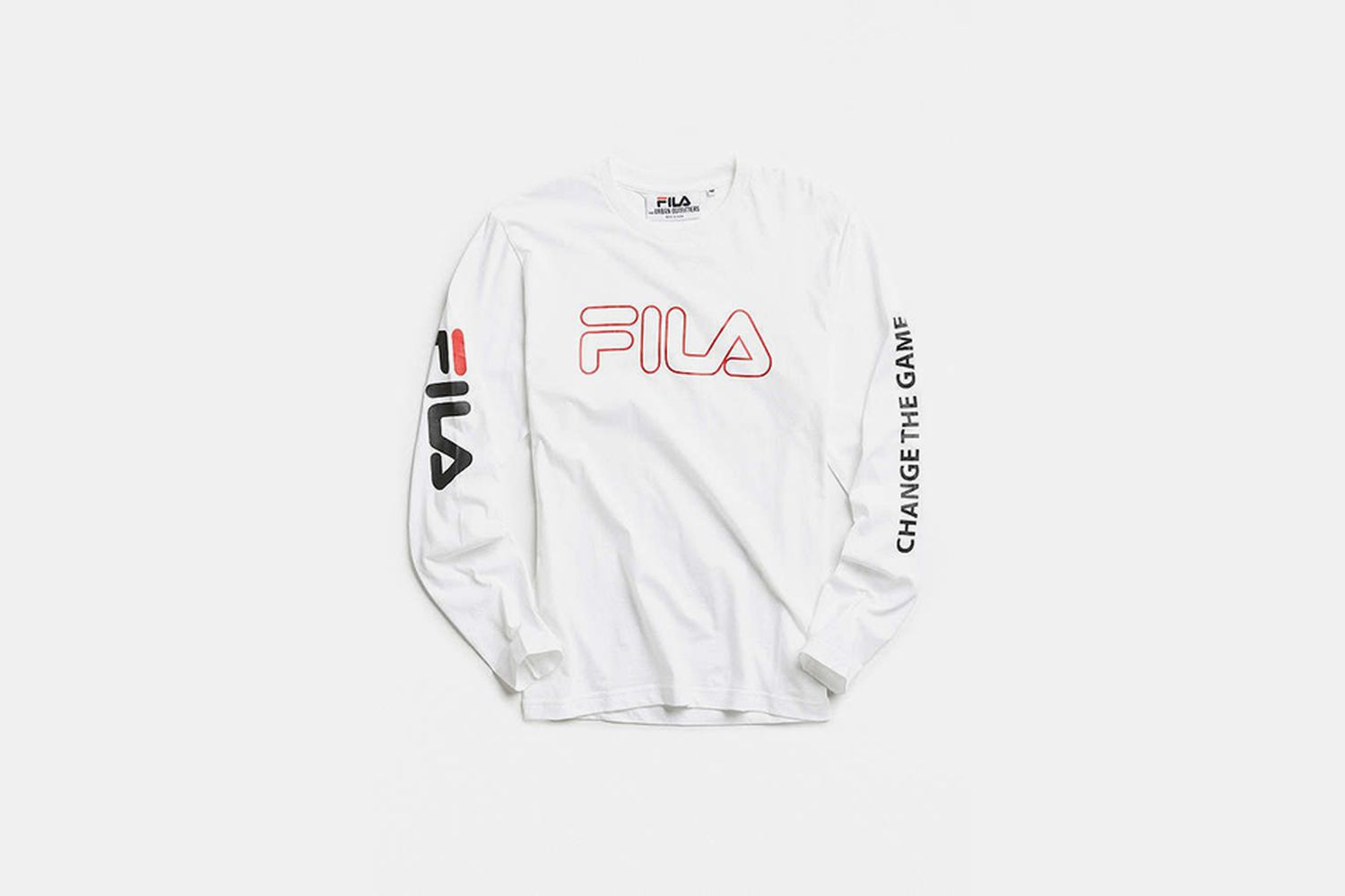 Change The Game Long Sleeve Tee