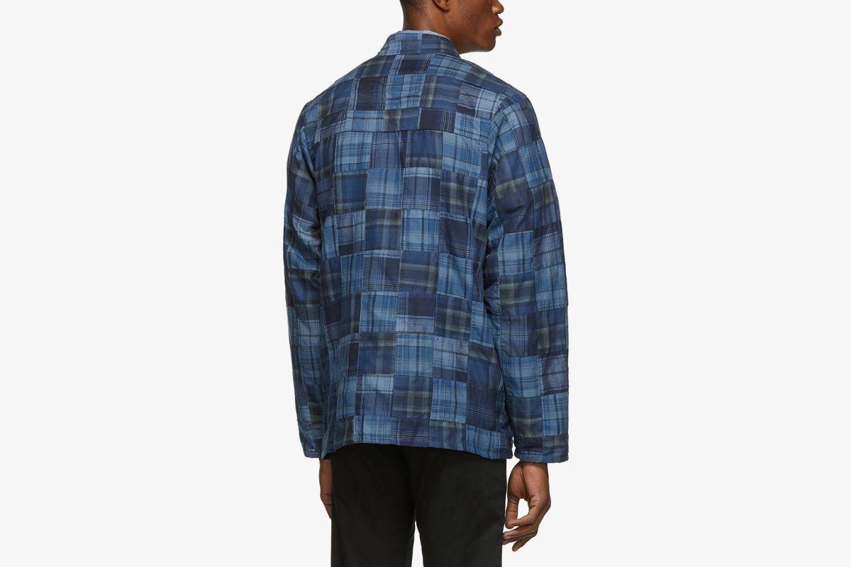 Denim Kimono Shirt