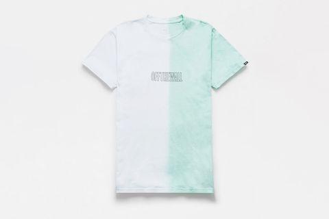 Split Tie-Dyed T-Shirt