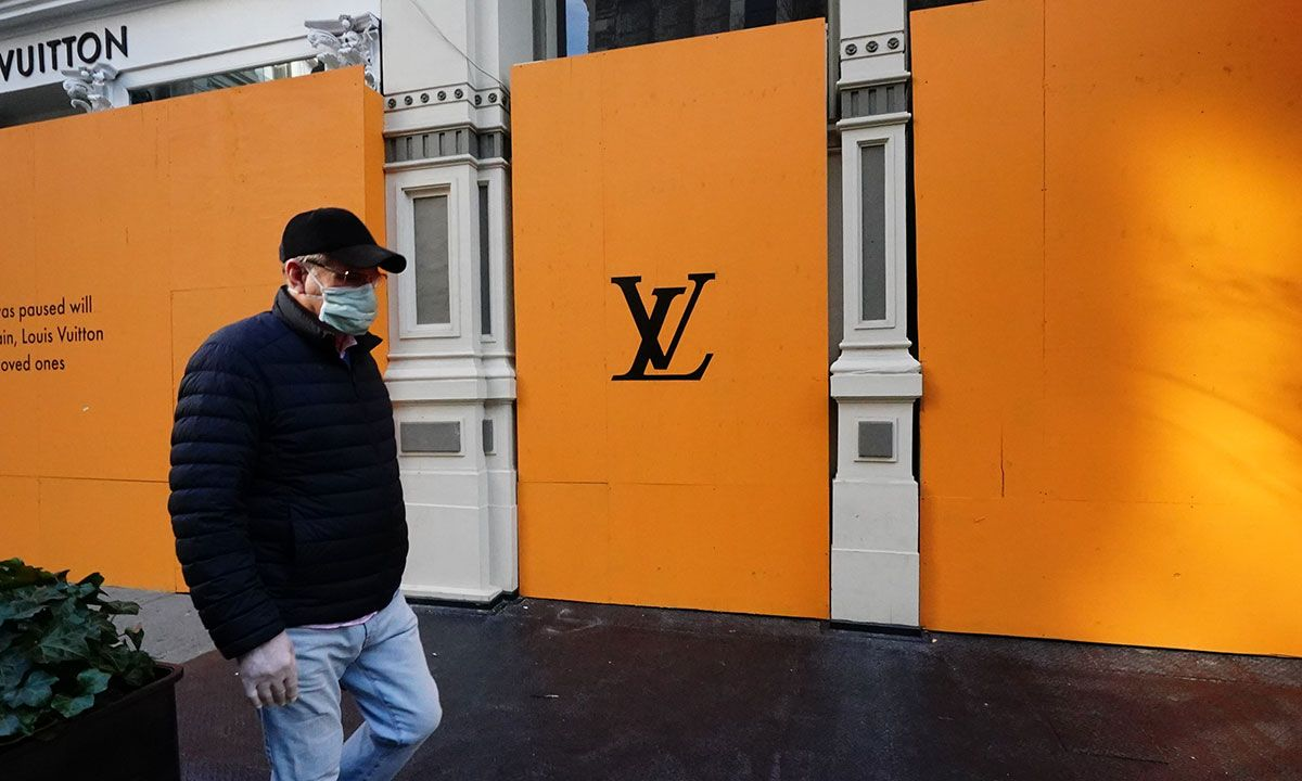 LVMH Has Lost up to 20% of Revenue Due to Covid-19