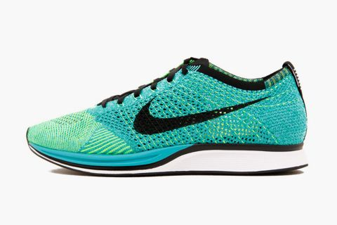 official photos 05f73 79669 Nike Flyknit Racer Turquoise/Lucid Green • Highsnobiety
