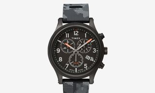 Here's How to Cop Timex's New Military-Inspired Allied LT Chronograph
