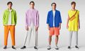 Homme Plissé Issey Miyake SS21 Is Everything Your Spring Wardrobe Needs