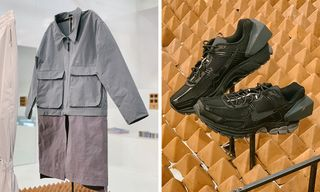 Take a Look Inside A-COLD-WALL* & NikeLab's Samuel Ross-Curated Exhibit