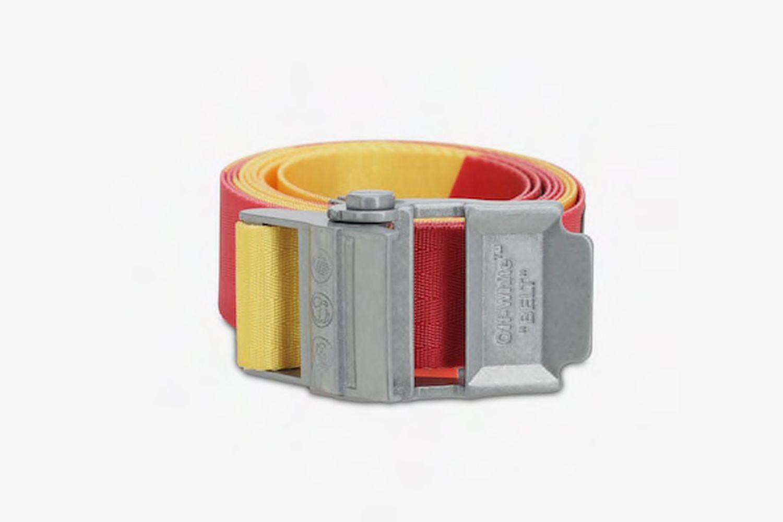 Industrial Webbing Belt