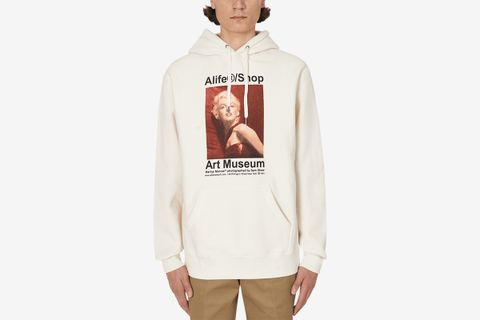 Art Studio Monroe/Sam Shaw Hooded Sweatshirt