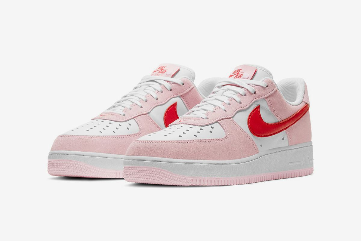 Nike Is Heating Things Up for Valentine's Day & Other Sneaker News Worth a Read