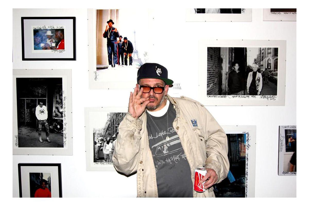 Ricky Powell Captured Hip-Hop Like No One Else