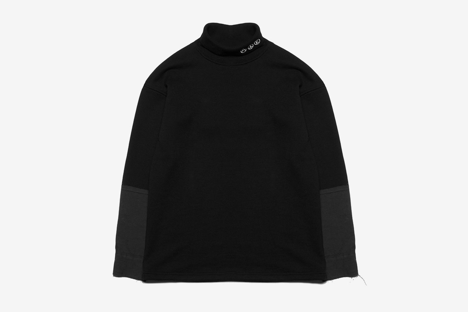 Hybrid Turtleneck