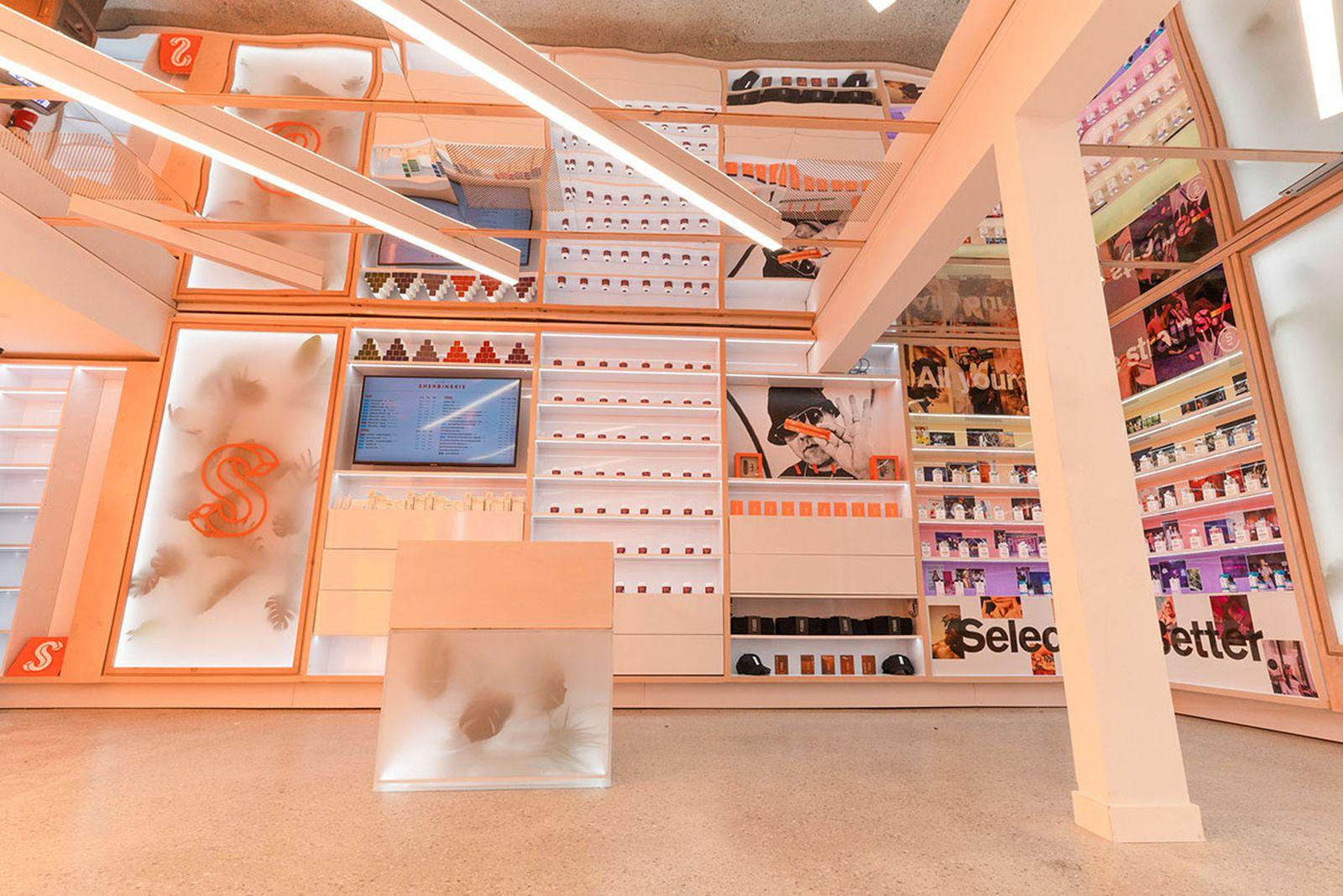 Sherbinskis Los Angeles store