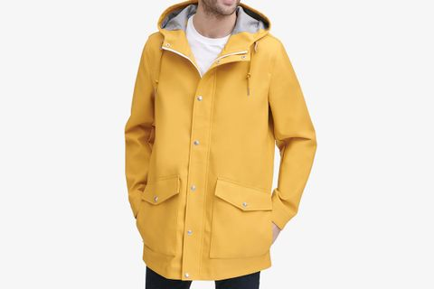 Fishtail Rain Coat