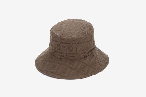 Beige Bucket Hat