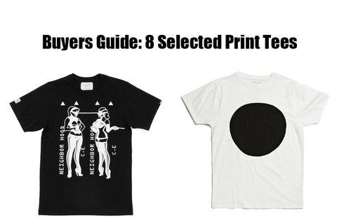 ef6766933 Buyers Guide: 8 Selected Print Tees   Highsnobiety