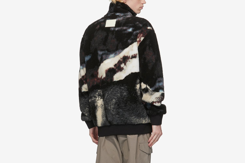 Sherpa Wolf Jacket