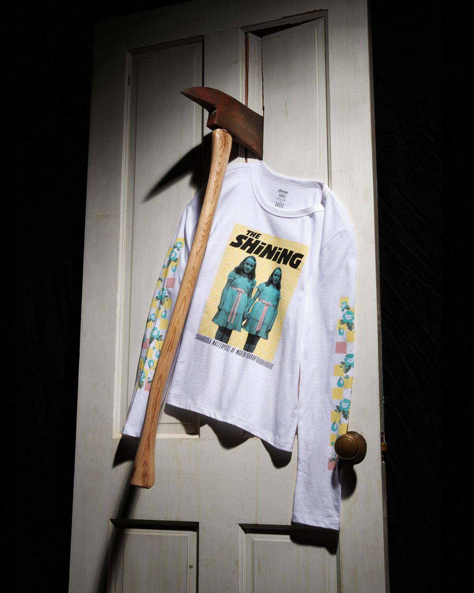 vans horror collection sneakers jason voorhees shining twins it pennywise freddy krueger release date info buy sk8 hi authentic slip on it lost boys