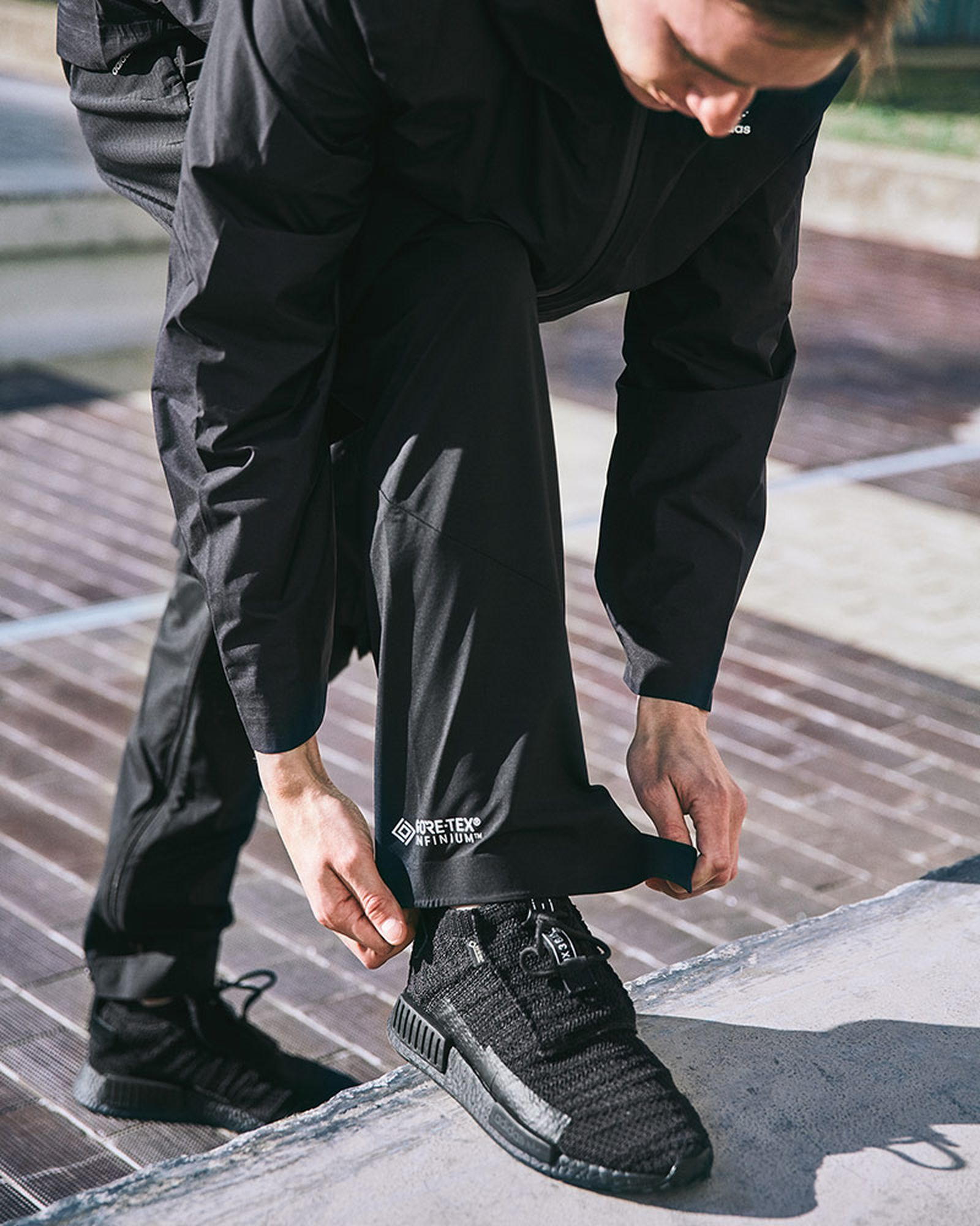 gore tex adidas originals pt3 acmon collection Conroy Nachtigall gore-tex