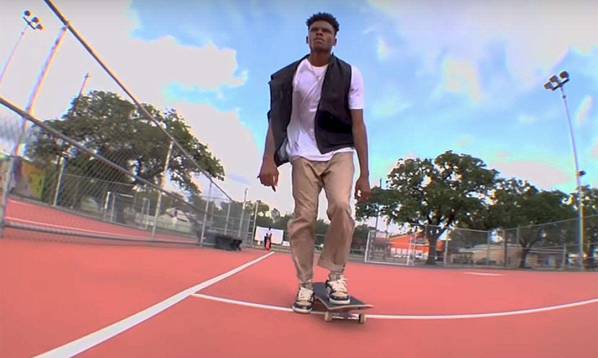 Falange Alas níquel  Travis Scott's Dunk Low Gets Shredded in New Nike SB Skate Video