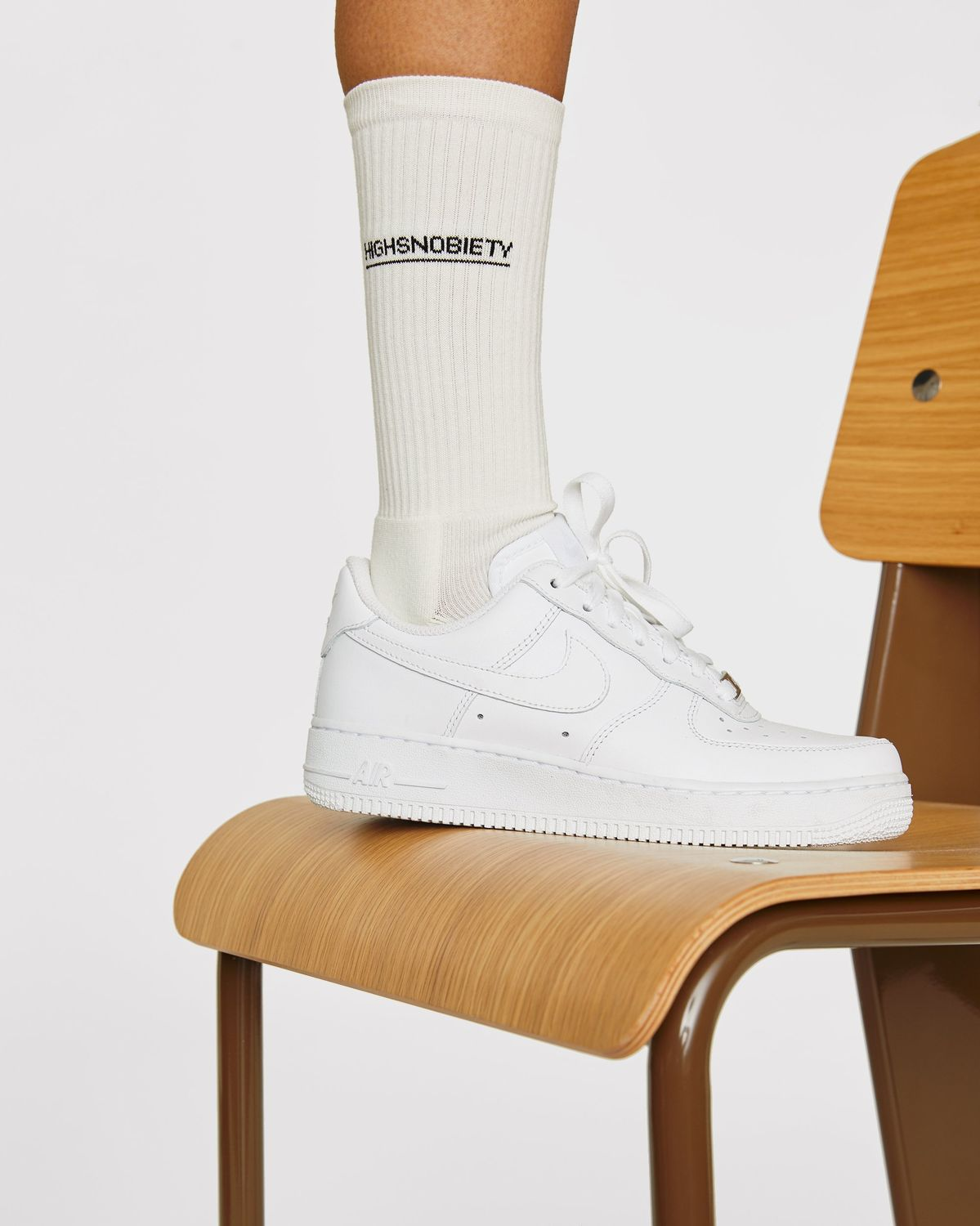 Highsnobiety Staples - Socks White - Image 2