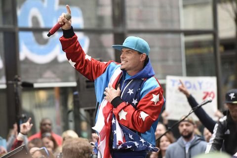 Vanilla Ice to Play Fourth of July Concert in Texas Despite COVID