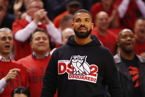 Toronto Raptors Give Drake a Custom OVO Jacket Worth $769,000