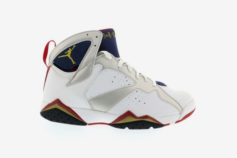 Air Jordan 7 Retro Olympic (2012)
