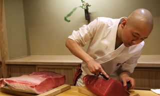 This Is What It Takes to Be a Sushi Master