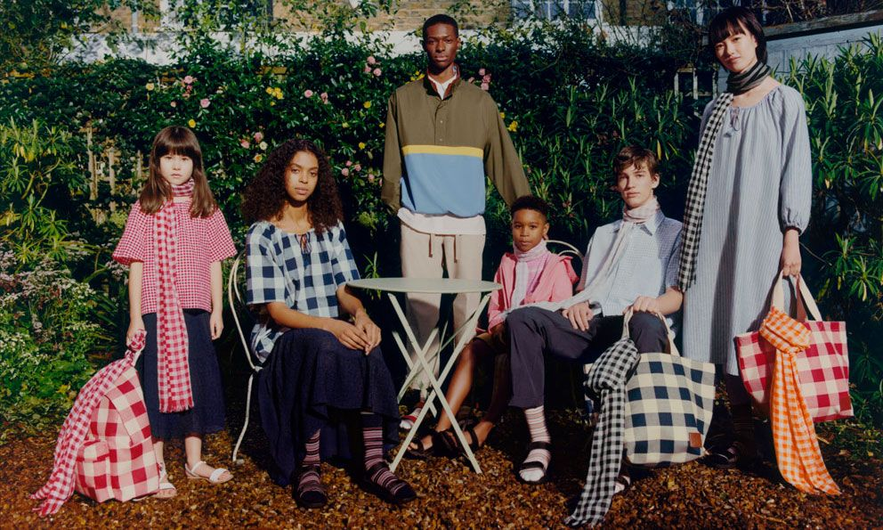 Uniqlo x JW Anderson Put A Fresh Spin on Classic Gingham
