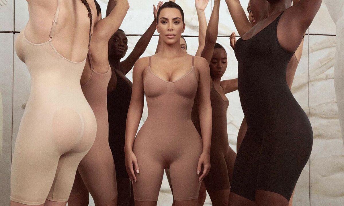 Kim Kardashian's SKIMS Sells $2 Million of Product in Minutes