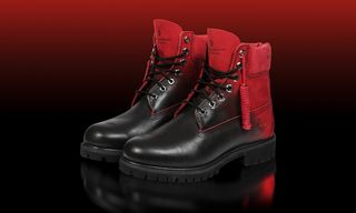 Marcelo Burlon County of Milan Dip-Dyes Timberland's Classic 6″ Boots